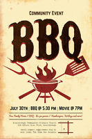 Free Family Movie and $2 BBQ