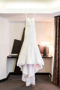 Beautiful Allure 9250 Wedding Dress