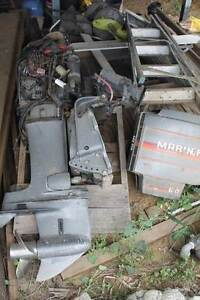 60HP Mariner outboard for reconditioning/wrecking Veresdale Scrub Ipswich South Preview