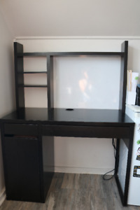 IKEA MICKE workstation