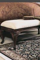 AMERICAN DREW CHERRY GROVE BED BENCH OTTOMAN POUF POUFFE
