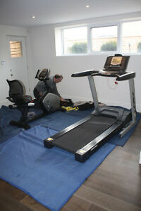 TREADMILL, ELLIPTICAL, BIKE, FITNESS EQUIPMENT MOVER & INSTALLER