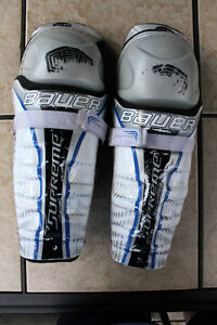 Jambière Pads d'hockey Bauer Supreme One 55 10""