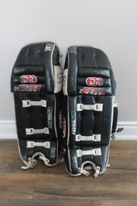 "DR Elite 29"" (74cm) Junior Hockey Goalie Pads"