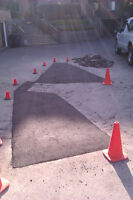 ASPHALT REPAIRS - POTHOLES - RAMPS - SPEED BUMPS - PATCHING