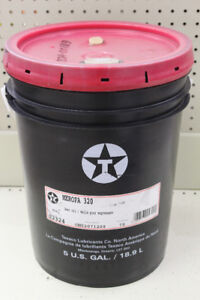 **LIQUIDATION**  Huile pour engrenage TEXACO MEROPA 320 Gear Oil
