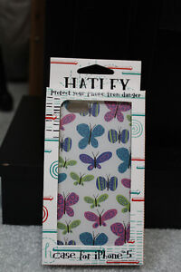 **** BRAND NEW **** HATLEY CASE FOR IPHONE 5 : new low price !!!