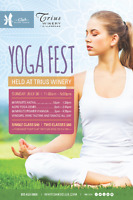 Seeking Exhibitors:YOGAFEST @ TRIUS WINERY Sunday July 30th 2017