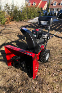 Souffleuse Craftsman 8HP - Snowblower