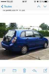 2006 Suzuki Aerio Familiale