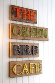 The Green Bird Cafe - Barista/Front of House