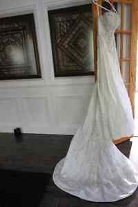 Brand New Wedding Dress Strathcona County Edmonton Area image 6