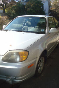 2004 Hyundai Accent GS Coupe