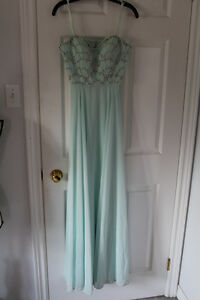 Prom dress- worn once