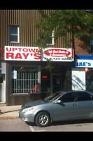 Uptown  rays