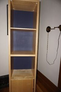 GREAT CONDITION! TALL WALL UNIT