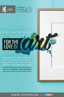 Call for Art Exhibitors - For the Love of Art Event