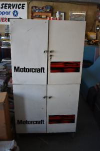 Ford Motorcraft Ignition Tune-Up Parts Cabinet