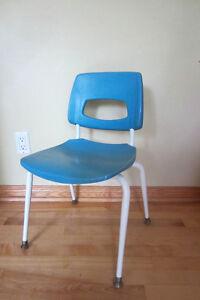 chaise enfant, style vintage