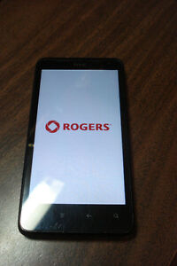 HTC Raider ROGERS Mobility