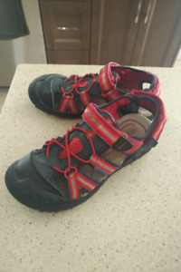 Boys shoes Size 13, 1 and 3
