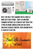 THE MINI SPLIT HEAT PUMP EXPERTS - FINANCING AVAILABLE