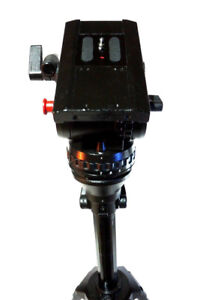 Sachtler Video 20 Mark I FLUID HEAD SYSTEM HOT POD PNEUMATIC ASS