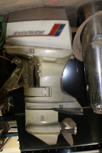 WANTED 3 CYLINDER OMC LONG SHAFT WITH TILT AND TRIM