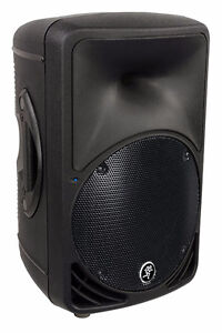 Mackie SRM 350 Powered speakers