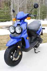 2006 Yamaha BWS 50 Scooter