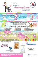 HUGE Family/Parenting Expo & Mom 2 Mom Sale