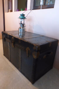 Steamer Trunk with T.Eaton Co. logo