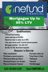 Mortgages for every situation!