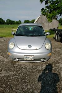 2001 Beetle Sport