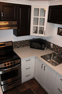 July 1 - Capilano - 2 bdrm FURNISHED Basement Suite
