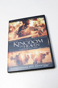 Dvd Kingdom of Heaven