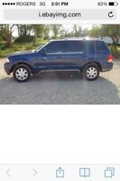 2004 lincoln aviator AWD ( trade for classic)