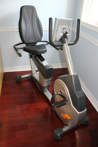Electric bicycle (Recumbent) - BREMSHEY Cardio Comfort Pacer