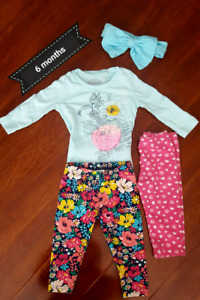 6 month infant lot. Fall winter