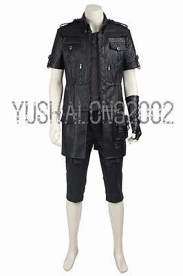 FF Final Fantasy 15 XV Noctis Noct Lucis Caelum Cosplay Kostüm Costume - Noctis Lucis Caelum Cosplay Kostüm