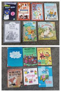 Kids books.
