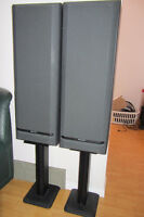 KENWOOD STEREO SPEAKERS SYSTEMS 140W