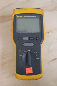 **RELIABLE** Fluke MegOhmMeter, 1520