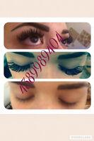 eyelash extension,pose de cils,super promotion 65$