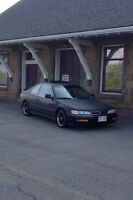 1997 Honda Accord coupe trade for sled