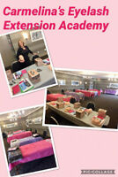 Carmelina;s Eyelash Academy coming to Regina Oct 27th