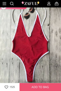 Zaful One Piece Swimsuits