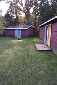 Summer Bunkhouse-Move as is or Salvage Free or Best Offer!!