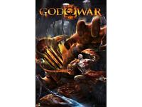 Hades God of War 3 new /& sealed Maxi Poster 61cm x 91.5cm