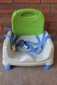 EUC Fisher-Price booster feeding chair